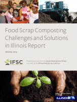 Food Scrap Composting Challenges and Solutions in Illinois Report
